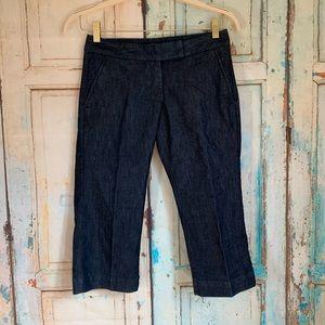 Express Design Studio crop jeans